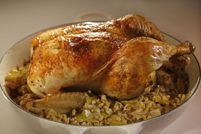 6 recipes for great roast chicken