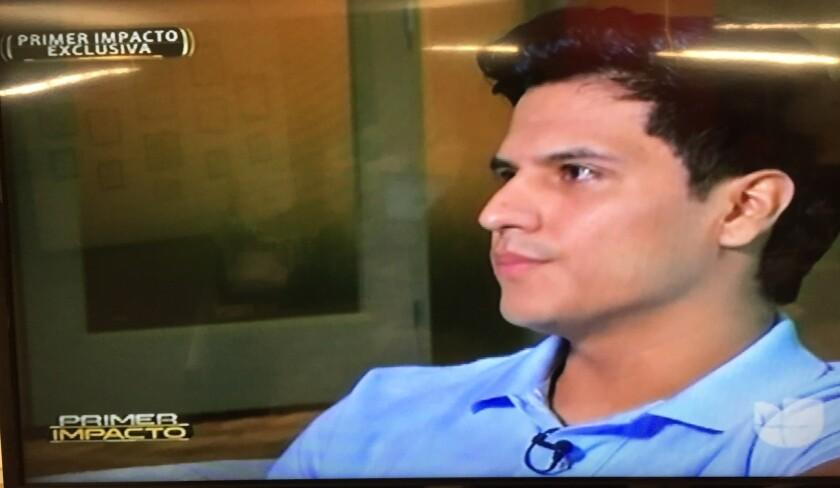Luis Alberto Aguilera, supuesto hijo biológico de Juan Gabriel