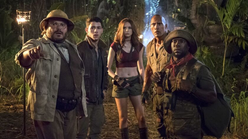 'Jumanji' movie review