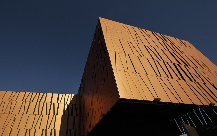 The Wallis Annenberg Center for the Performing Arts in Beverly Hills.