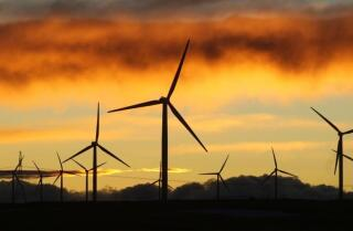 Energía eólica en California