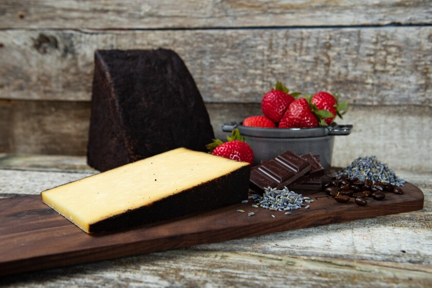 Beehive Cheese cheesemaker