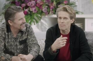 Ethan Hawke and Willem Dafoe discuss working with Paul Schrader