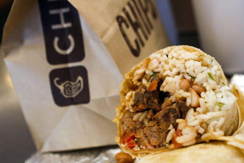 Chipotle said it plans to raise prices in 2014.