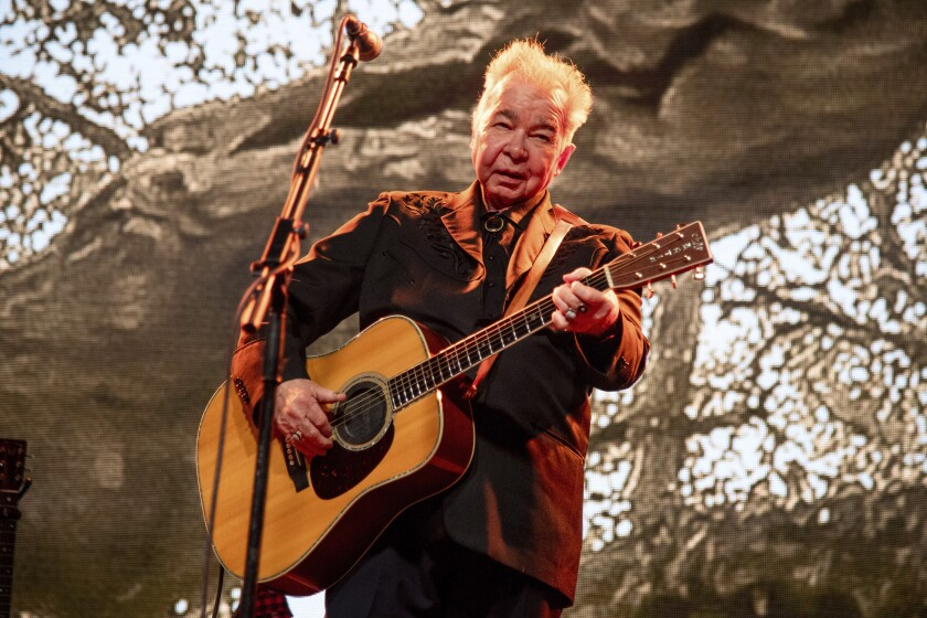 Multiple Grammy Award winner John Prine died Tuesday, April 7, at the age of 73.