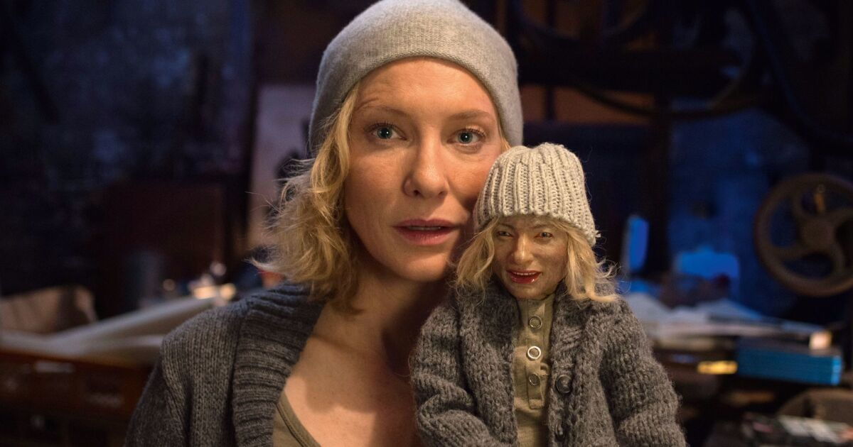 The 13 faces of Cate Blanchett: How 'Manifesto' went from art installation to film