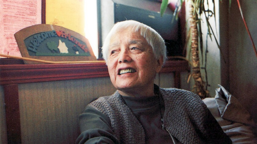 'American Revolutionary: The Evolution of Grace Lee Boggs'