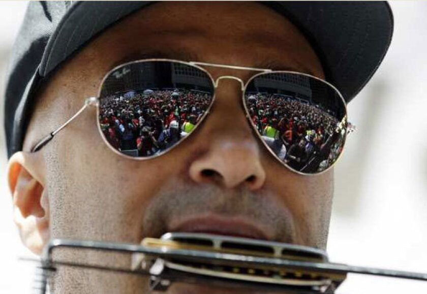 L.A. musicians to protest Chinatown Wal-Mart Saturday