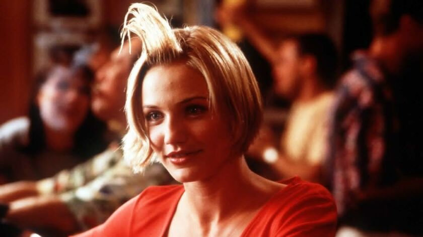 "Cameron Diaz interpreta al personaje principal de ""There's Something About Mary"", dirigida por Peter y Bobby Farrelly (Glenn Watson / 20th Century Fox)."