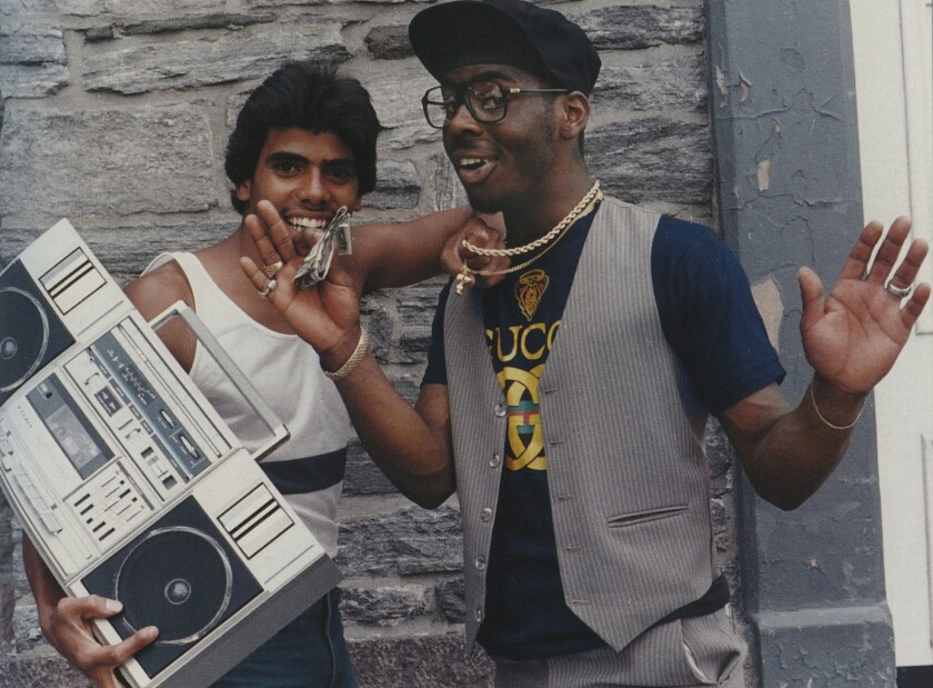 The Sacha Jenkins documentary 'Fresh Dressed' looks at hip-hop fashion and its spreading pop culture and financial influence