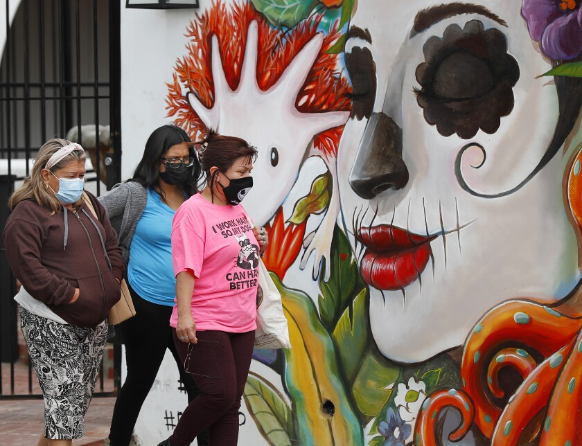 California will wait until June 15 to adopt new CDC mask guidelines.