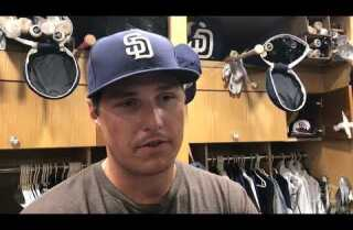 Hunter Renfroe returns to homer in Padres win