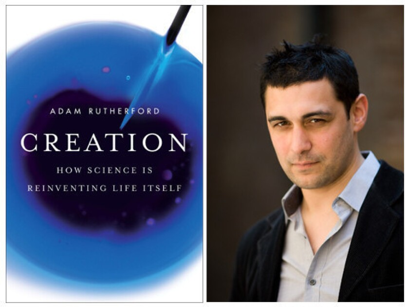 'Creation' explains how science reinvents life