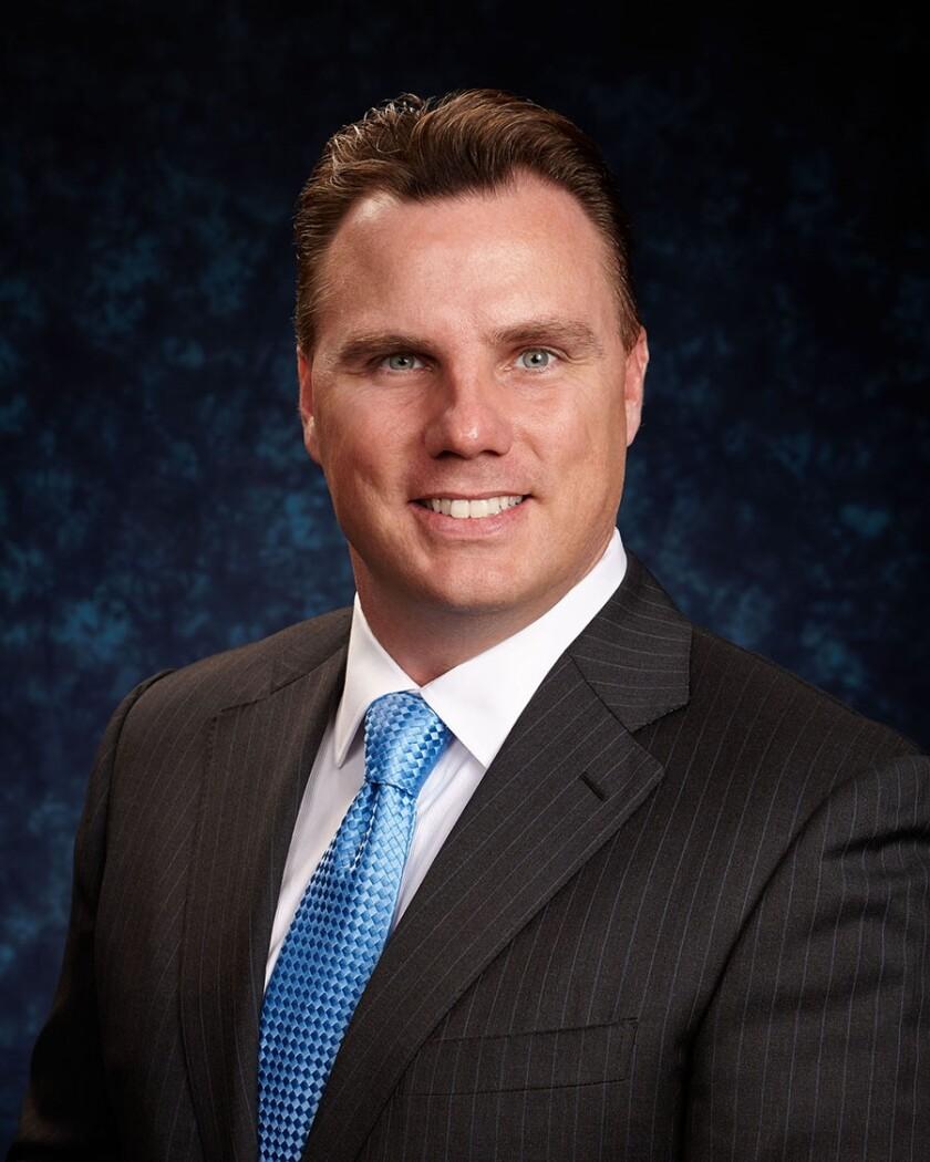 Huntington Beach City Attorney Michael Gates