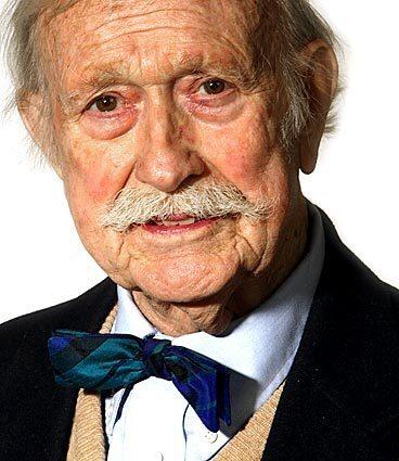 Architect Ralph Rapson