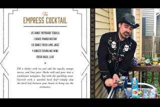Happy Hour: Tarot & Tequila