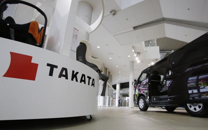 Takata Corp. air bag scandal