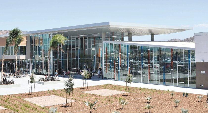 Design 39 Campus in 4S Ranch.