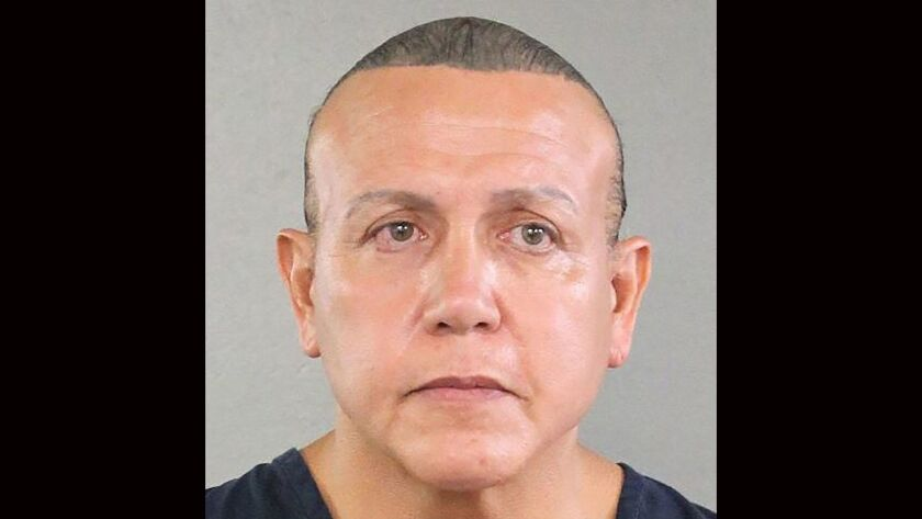Cesar Altieri Sayoc Jr. is accused of sending explosive devices to prominent Democrats, critics of the Trump administration and CNN.