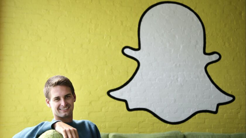 Snap Inc. Chief Executive Evan Spiegel said the company has hired consultants to improve its culture.