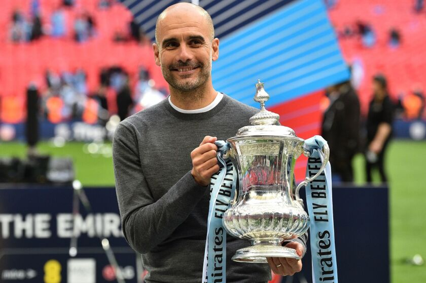 Soccer newsletter: Manchester City's Pep Guardiola may soon be looking for a new job