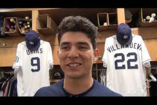 Luis Urias, Franmil Reyes longtime friends and Padres teammates
