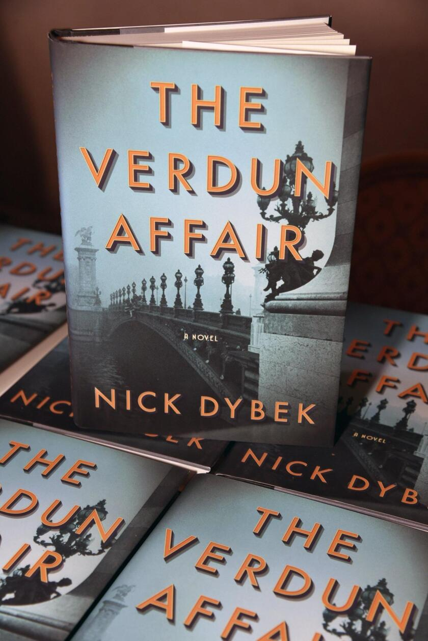 RSF Literary Society presents author Nick Dybek