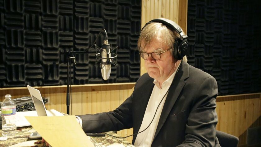 Garrison Keillor, Noah Smith
