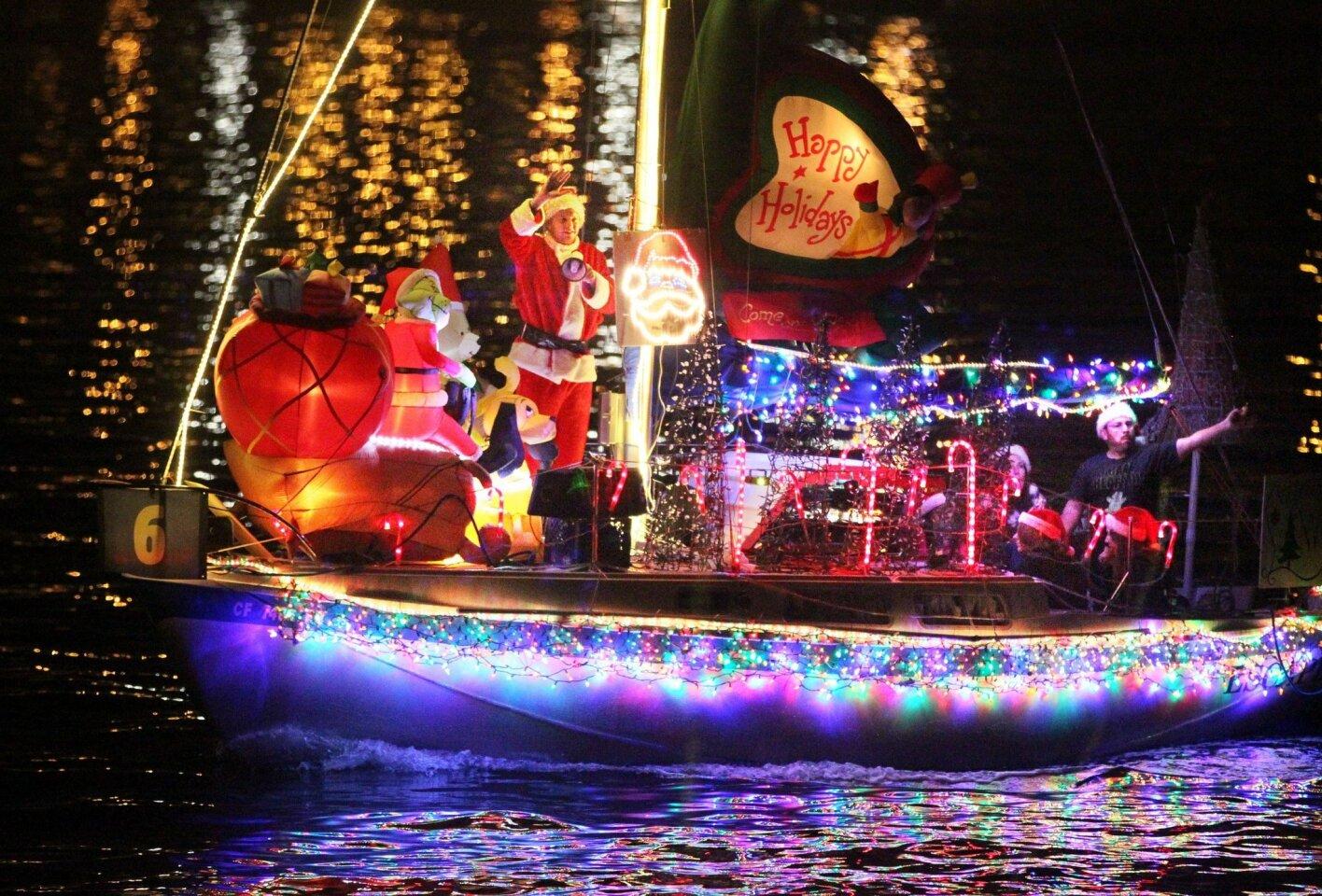 2014 San Diego Parade of Lights