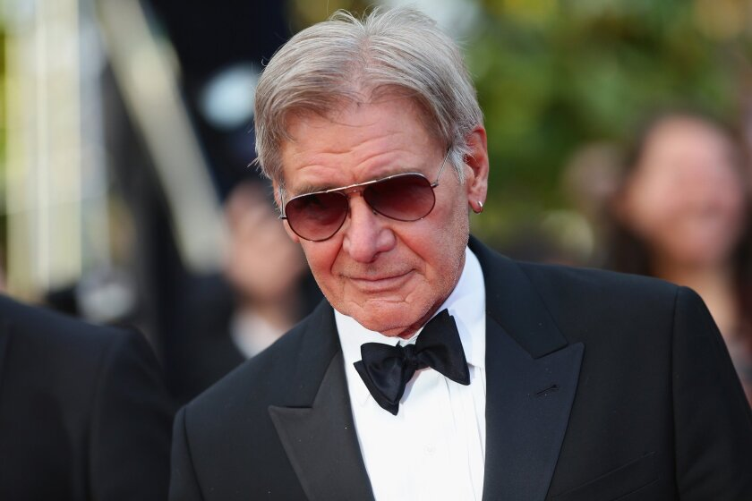 Harrison Ford helps rescue woman after car crash