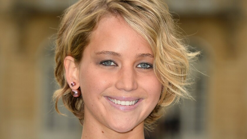 Provocative photos of Oscar-winner Jennifer Lawrence were leaked online Sunday in what appears to be a sizable breach pulled off by a hacker or hackers.