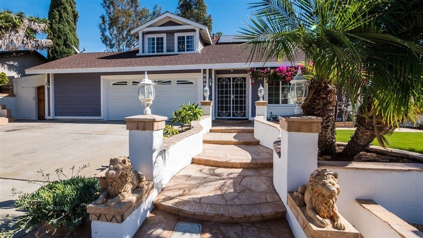 Photo of a home on 1904 Blackhawk Ave., Oceanside, 92056 for the 'What money buys' column.