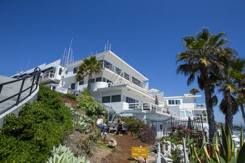Laguna Beach city staff said occupancy of the Coast Inn rooftop deck will be limited to 101 people.