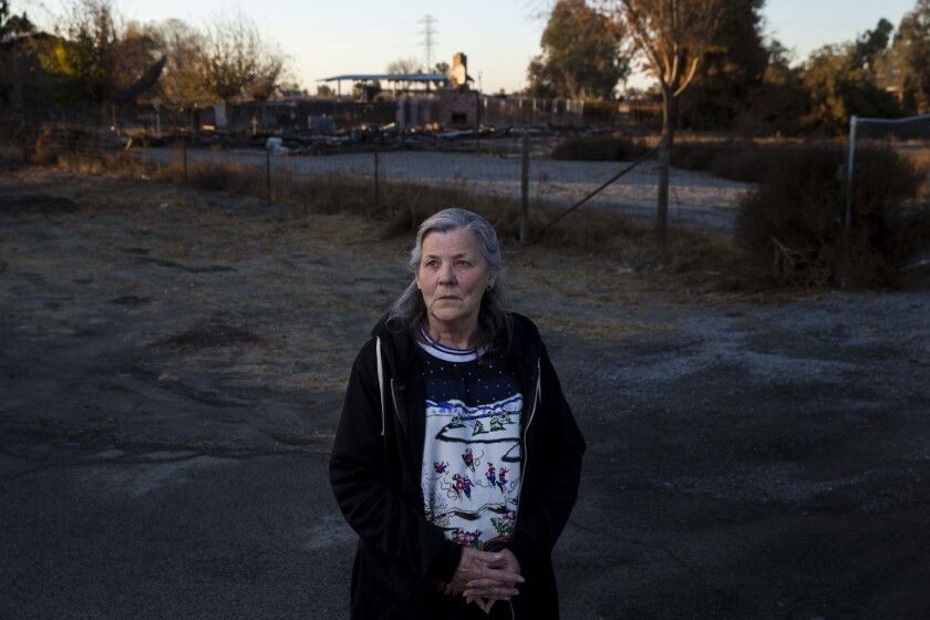 Vacant lots, empty homes and dying orchards on bullet train