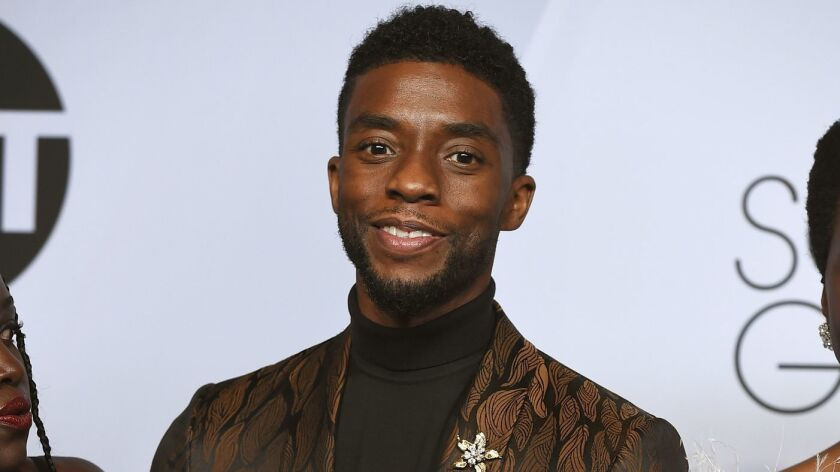 Netflix delays preview of Chadwick Boseman movie 'Ma Rainey' - Los Angeles  Times