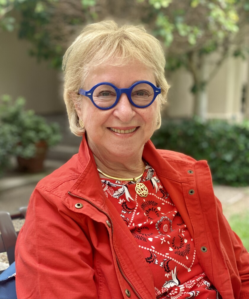 La Jolla resident Martha Dennis said persistence has been key to her success as a woman in technology.