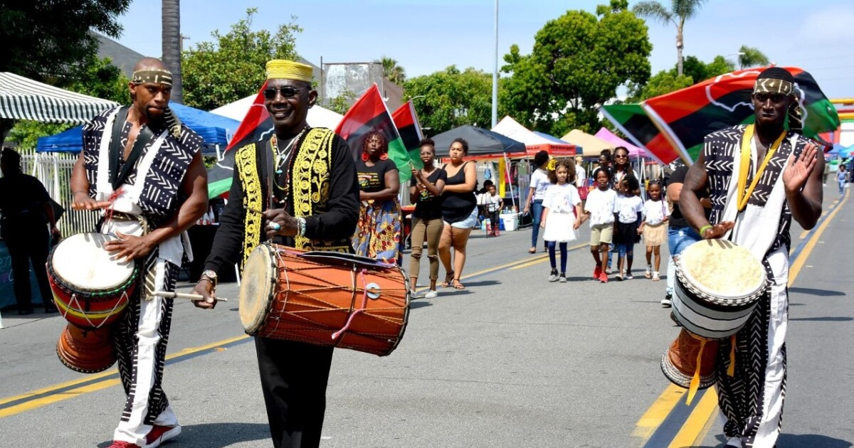 Here's how you can celebrate Juneteenth today in L.A. County - Los Angeles Times