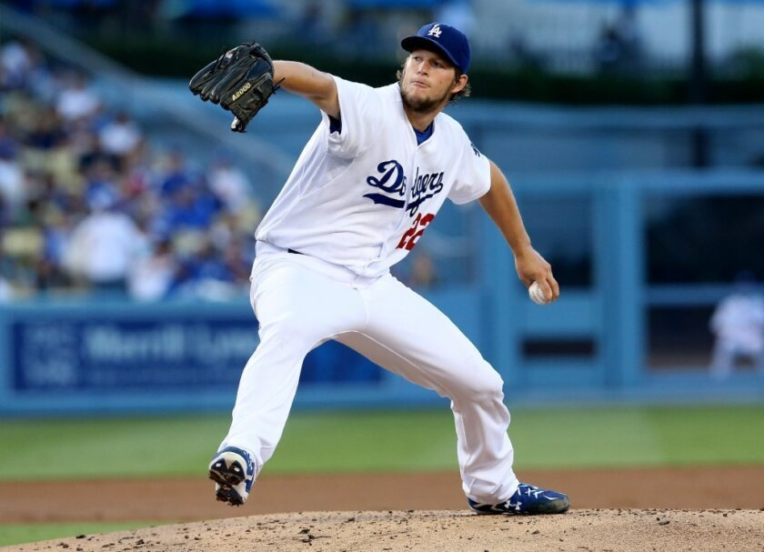 Don't tell Clayton Kershaw that he doesn't deserve to start the All-Star game.