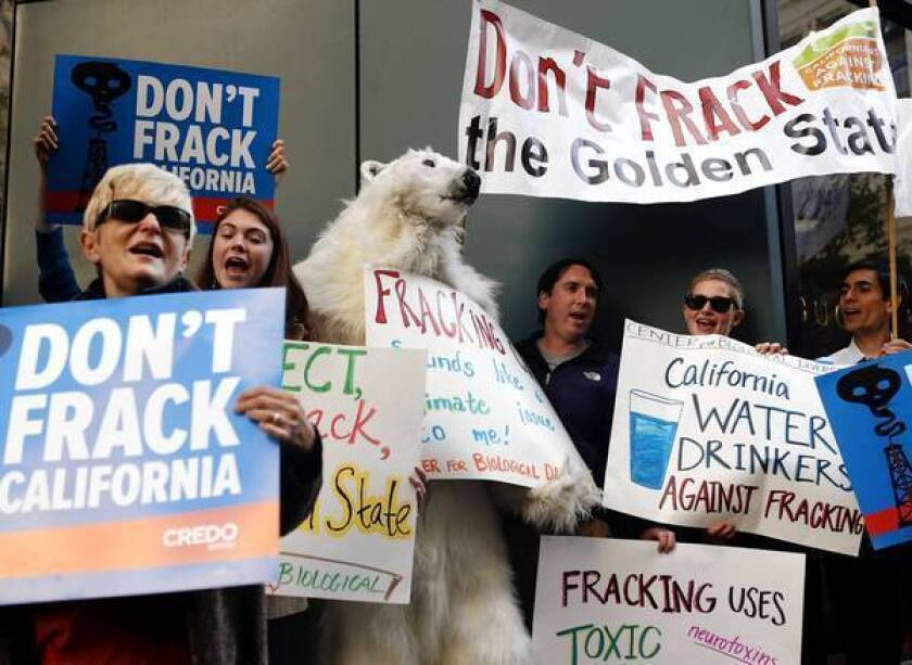 Brown signs bill on fracking, upsetting both sides of oil issue
