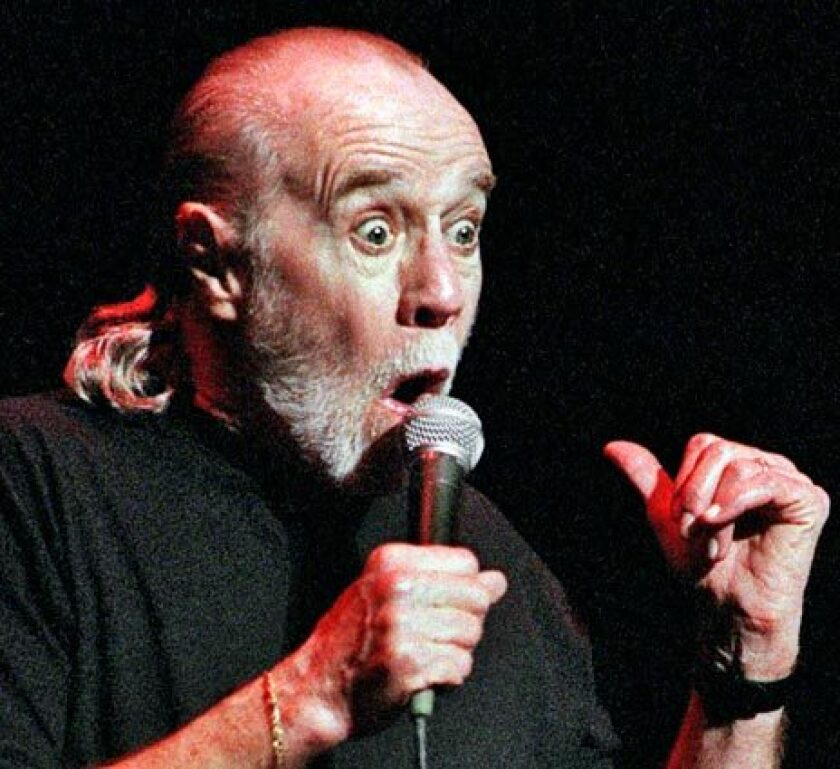 Comedian George Carlin performs at the Orange County Performing Arts Center in 1999. Carlin, who normally took the summers off, was scheduled to begin touring again July 20th in San Diego and had dates lined up through December. More... • George Carlin mourned by fellow comedians • George Carlin, trailblazer • Appreciation: George Carlin, expert troublemaker