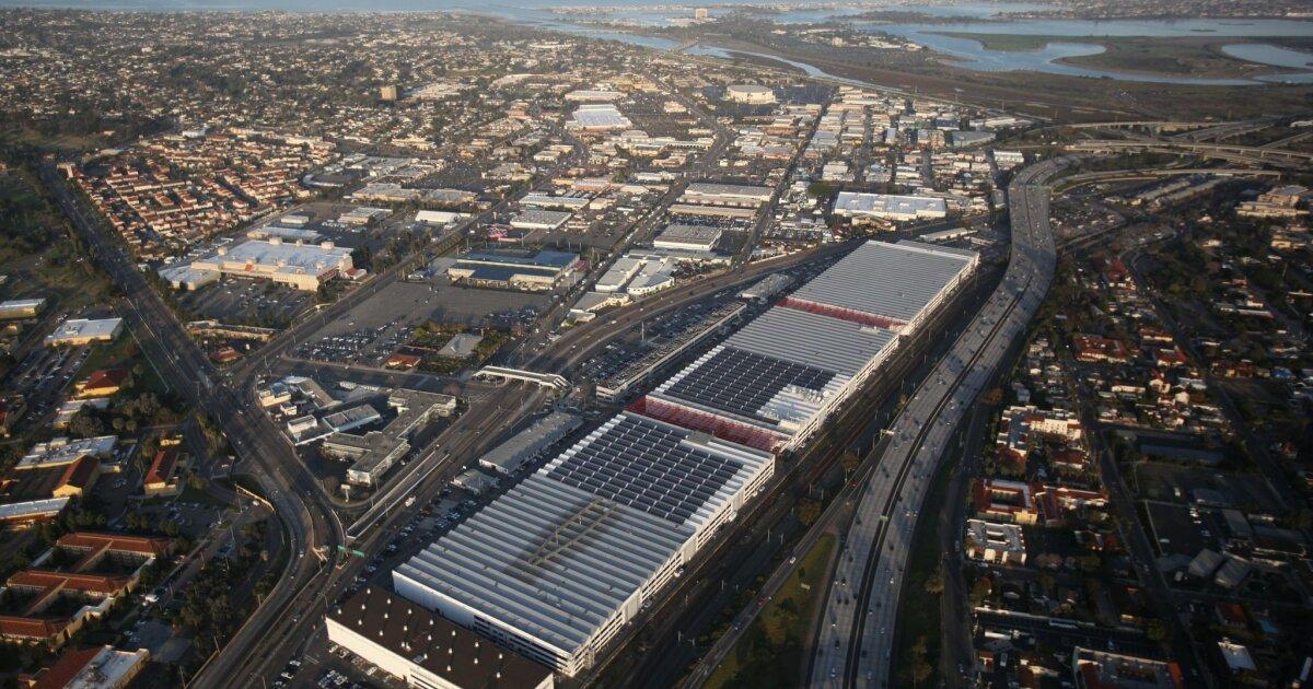 Navy's environmental review of NAVWAR property kicks into high gear