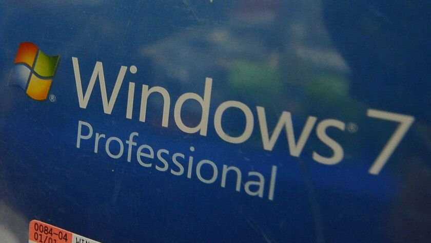 Machines running Windows 7 and Windows 8 from 2015 or earlier will be the most affected, Microsoft said.