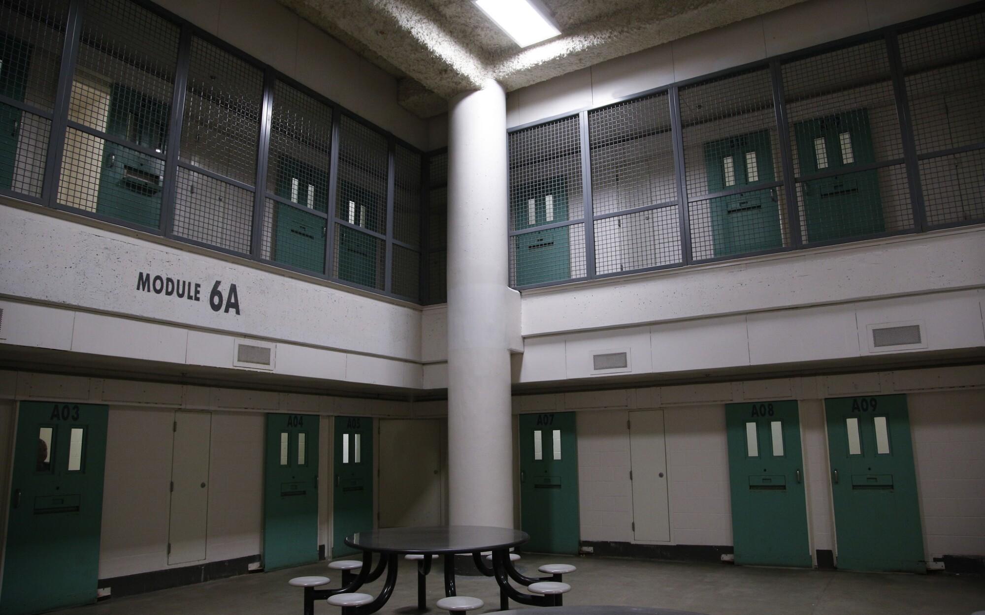 San Diego Central Jail