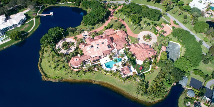 John W. Henry's Florida mansion