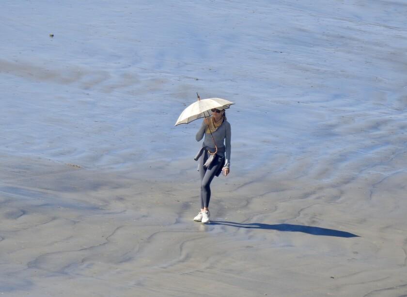Puede que necesites un paraguas este fin de semana