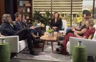Telling American stories through the lens of comedy: Comedy roundtable on the second golden age of television