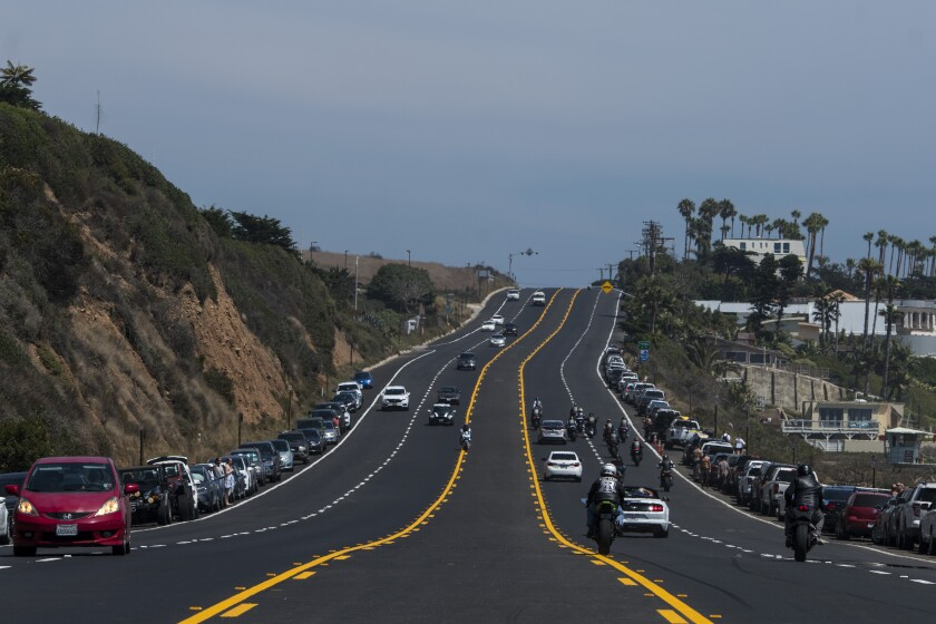 Winter is a great time to hit Pacific Coast Highway, before the summer crowds arrive.