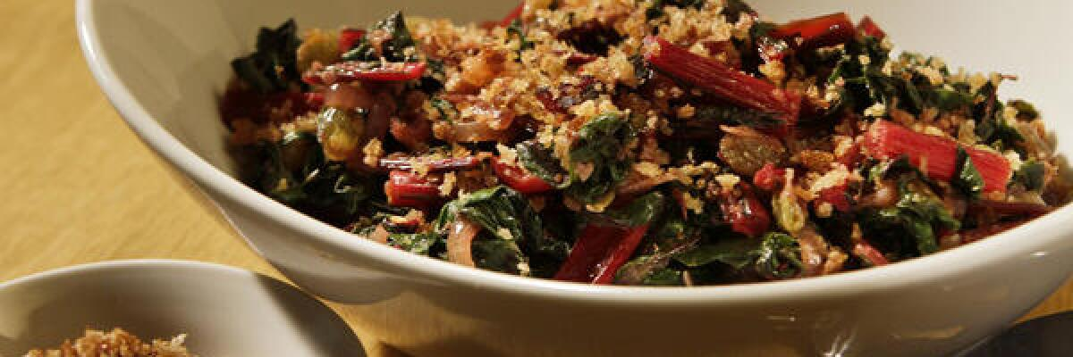 Recipes for: Long-simmered greens