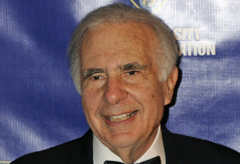 "Financier Carl Icahn sold nearly 3 million shares in Netflix, saying it was time to ""take some chips off the table"" after realizing a stock windfall of 457%."