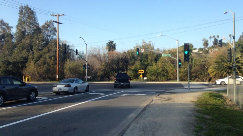 Oceanside decided last week to drop plans to extend Melrose Drive past North Santa Fe Avenue.